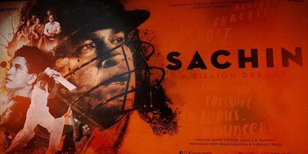 Sachin - A Billion Dreams Peview