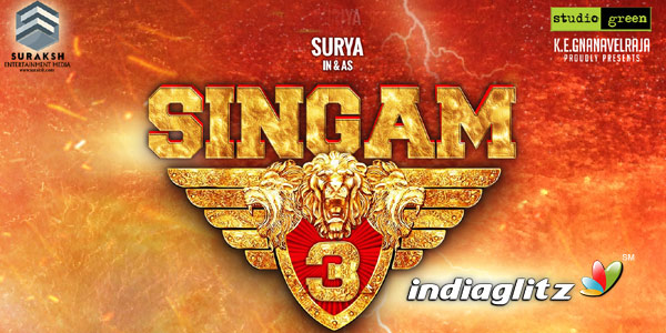 Singam 3 Peview