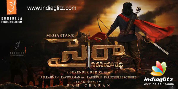 Sye Raa Narasimha Reddy Music Review