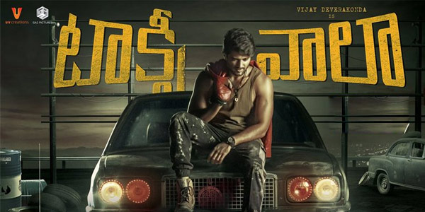 Taxiwala Music Review