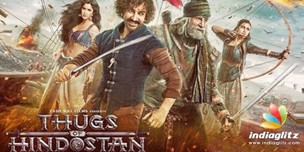 Thugs Of Hindostan Peview