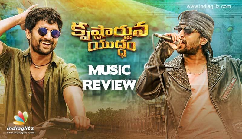Krishnarjuna Yuddham Music Review