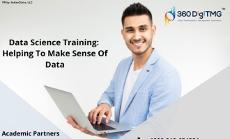 """Data Science Training: Helping To Make Sense Of Data"""