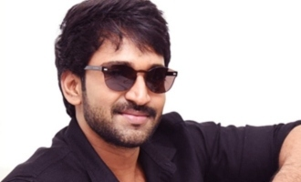 Aadi Pinisetty to play Sarpanch in Pushpa