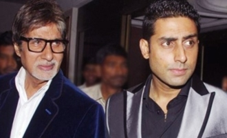 After Big B, Abhishek Bachchan confirms Covid-19 positive