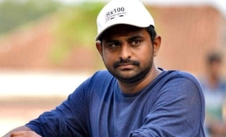 'RX 100' director Ajay Bhupathi contracts COVID-19