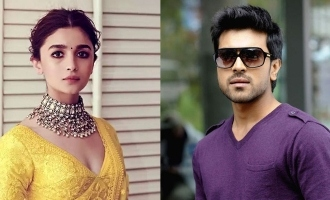 Ram Charan, Alia Bhatt special song for Rajamouli's RRR
