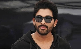 As he completes 17, Allu Arjun gets nostalgic