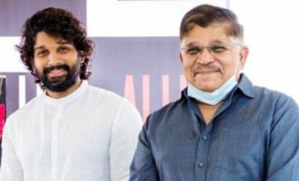 Allu Aravind, Allu Arjun announce the setting up of Allu Studios