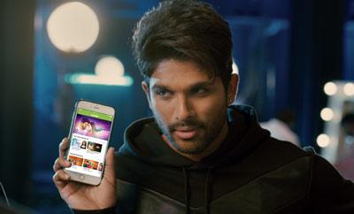 Allu Arjun endorses another brand - Telugu News - IndiaGlitz com