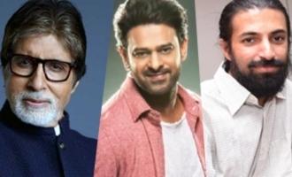 Amitabh Bachchan joins Prabhas-Nag Ashwin shoot today