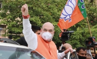 Amit Shah says Hyderabad will have a BJP Mayor for sure