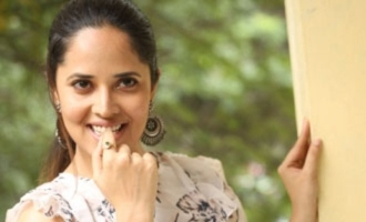 Yes, he is my first boyfriend: Anasuya Bharadwaj