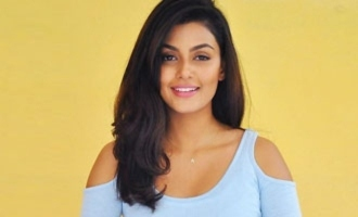 Anisha Ambrose seen with her baby bump at house party