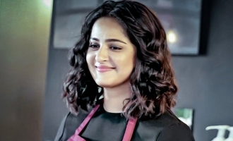 Anushka Shetty shares a lovely 'Nishabdham' message on Sign Languages Day