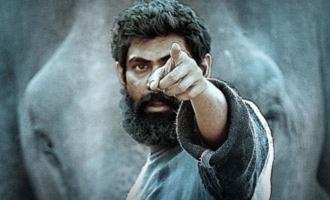 Rana Daggubati announces release date of 'Aranya'