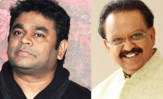 What SP Balu told AR Rahman during 'Roja' song recording will surprise you!