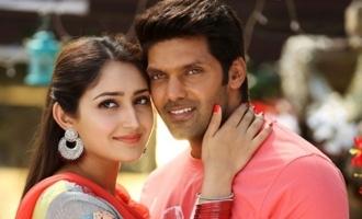 Exclusive: Sayyeshaa-Arya's is not love marriage