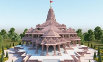 Latest Images: Proposed model of Ram Mandir released