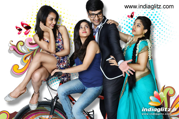 Babu Baga Busy': Full-fledged adult comedy awaited - Tamil
