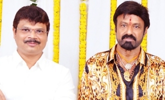 Balakrishna-Boyapati's movie launched