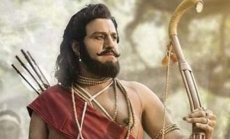 Balakrishna as Alluri looks majestic - Telugu News