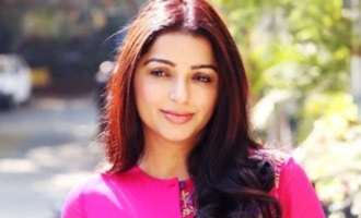 Bhumika Chawla joins the shoot of road film