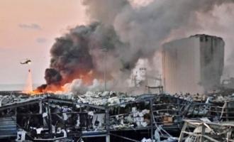 Huge blast in Beirut kills tens of people injures thousands