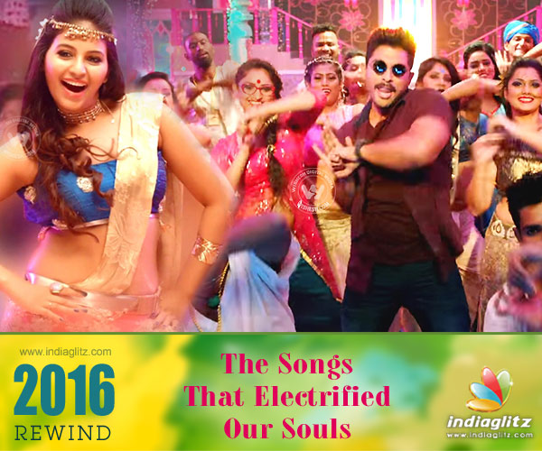 2016: The Songs That Electrified Our Souls - Telugu News