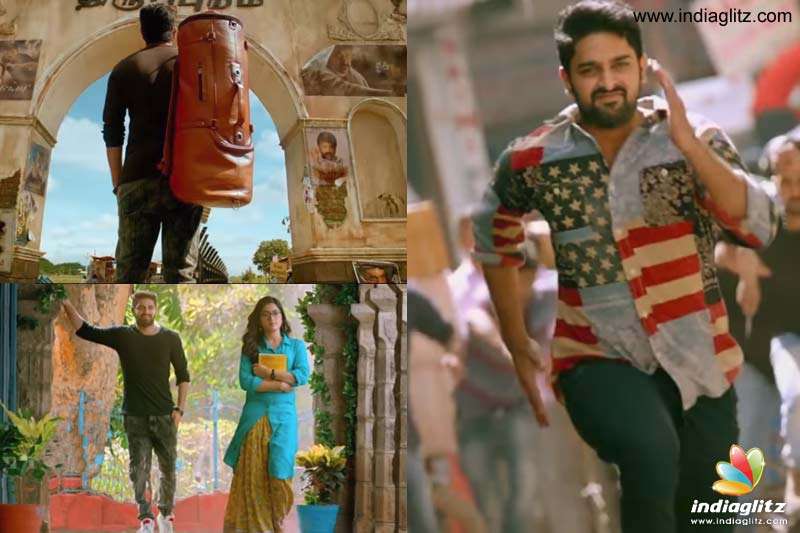 Naga Shaurya S Chalo Teaser Entertaining Enticing Telugu News