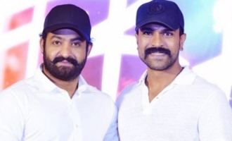 Jr NTR, Ram Charan start shooting for 'RRR' climax