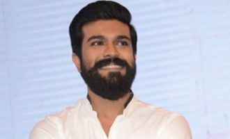 Ram Charan loves teaser of his Vaisshnav Tej's 'Uppena'