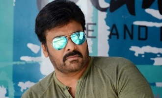 Chiranjeevi to give his feedback on nephew's film