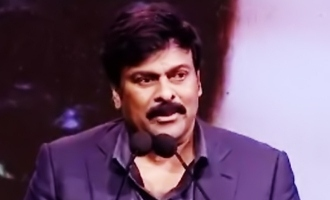 Politicians were stunned by her ageless beauty: Chiranjeevi