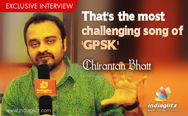 Chirantan Bhatt Interview