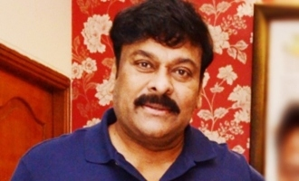 Top celebs to unveil CDPs, Motion Poster during Chiranjeevi's birthday month