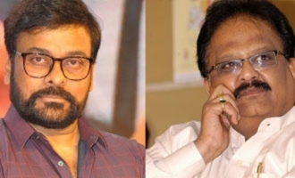 Chiranjeevi on SPB's demise: 'Darkest day for the world of music'