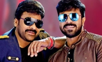Chiranjeevi, Ram Charan song from Acharya to create history