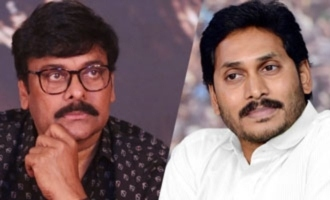 Chiranjeevi thanks Jagan; A meeting to be held soon