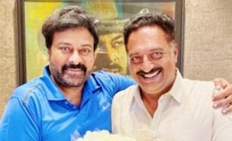 Chiranjeevi lauds Prakash Raj, tells him to 'keep rocking'