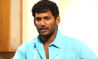 High Court issues notices to Vishal after petition to stop release of 'Chakra'