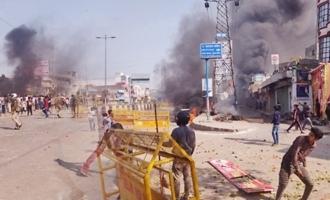 Five die, 105 injured due to violence in Delhi