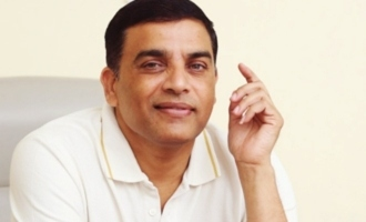 Dil Raju is enjoying his new marital life