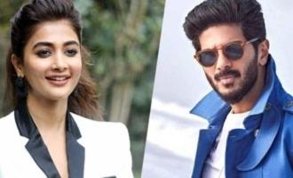 Pooja Hegde to romance Dulquer Salmaan in tri-lingual film