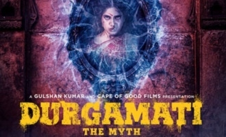 'Bhaagamathie' remake is 'Durgamati' in Hindi; Release date locked