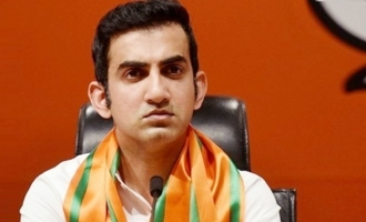 Gautam Gambhir sparks row by targeting party leader