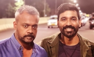 Gautham Menon-Dhanush's film as 'Thoota' in Telugu