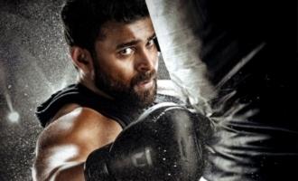 Varun Tej's 'Ghani' locks release date