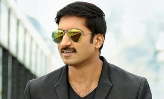 Gopichand's next movie with commercial director