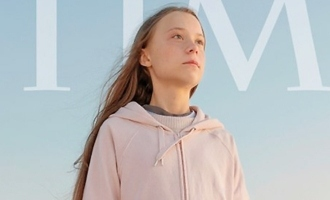 Greta Thunberg is TIME's Person of 2019